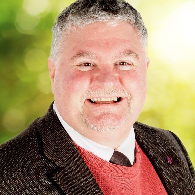 Mark Hall, CAIB